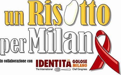 Un risotto per Milano