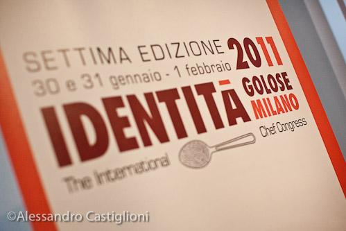 Le 4 giornate (del food) di Milano – Presentazione Ufficiale Identità Golose