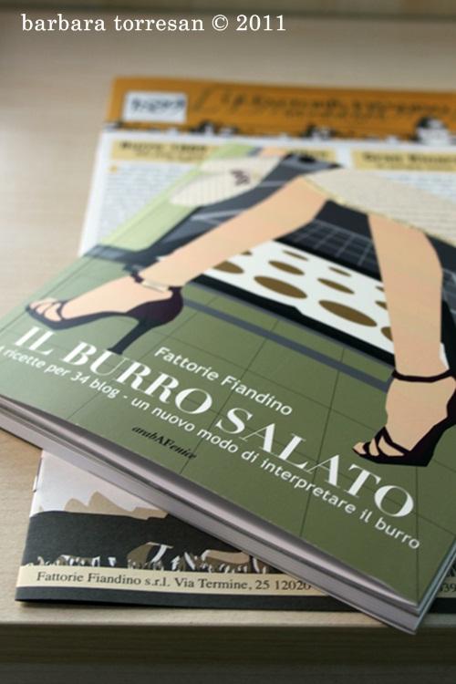 Un libro per tante food blogger – Burro salato Fiandino
