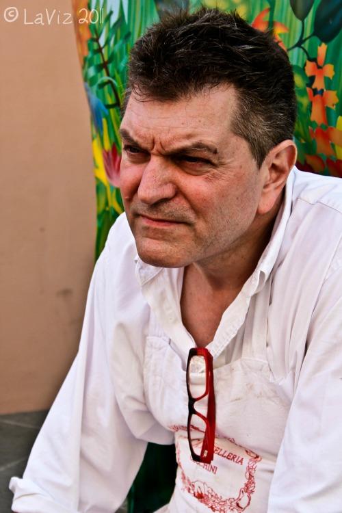Dario Cecchini – Chianti (prima parte)
