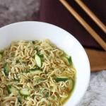 Zuppa [leggera] di noodles –  Harumi ispirations