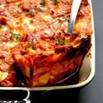 """lasagna """"alla parmigiana"""""""