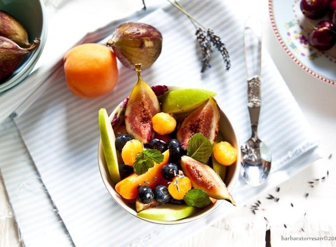 insalata di frutta o macedonia?