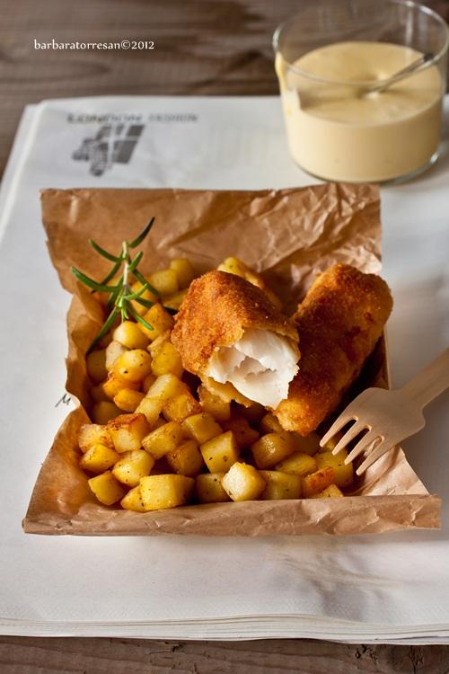 …italian fish&chips [buono, buonissimo!]