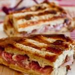 sandwich di panettone e…..