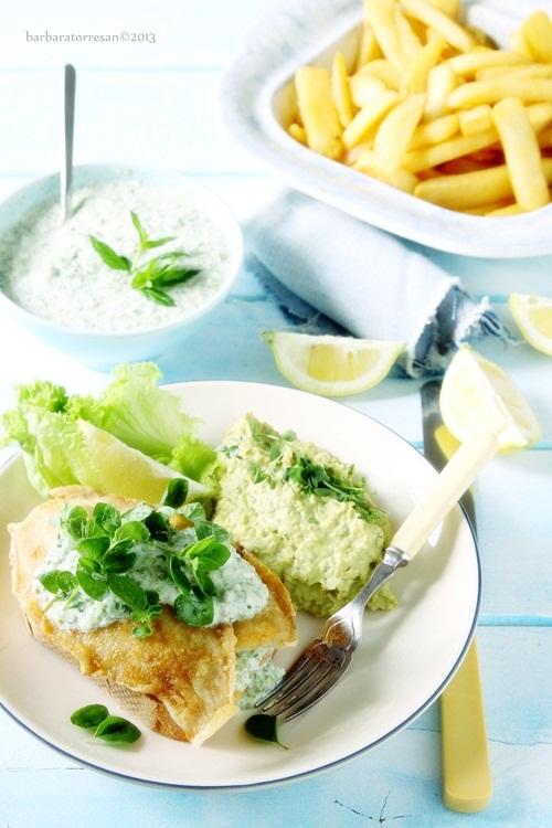 burger fish – fish & chips