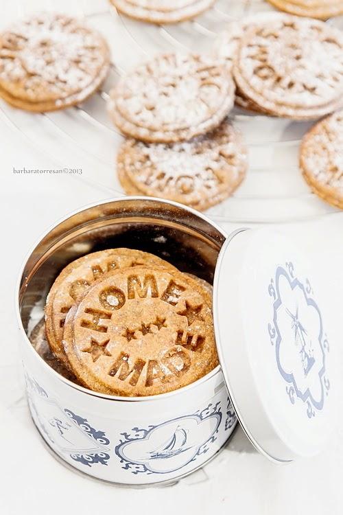 Biscotti con zucca e [volendo] cioccolato – buoni e sani