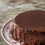 Chocolate cheese cake [babs version]