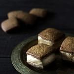 Biscotto (speculoos) gelato: al caffè