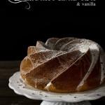 Lavender bundt cake [ciambella alla lavanda]