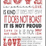 San Valentino [cuori, fiori e cioccolato] Valentine's Day