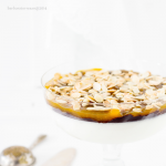 dessert d'estate: di panna, cioccolato, passion fruit…