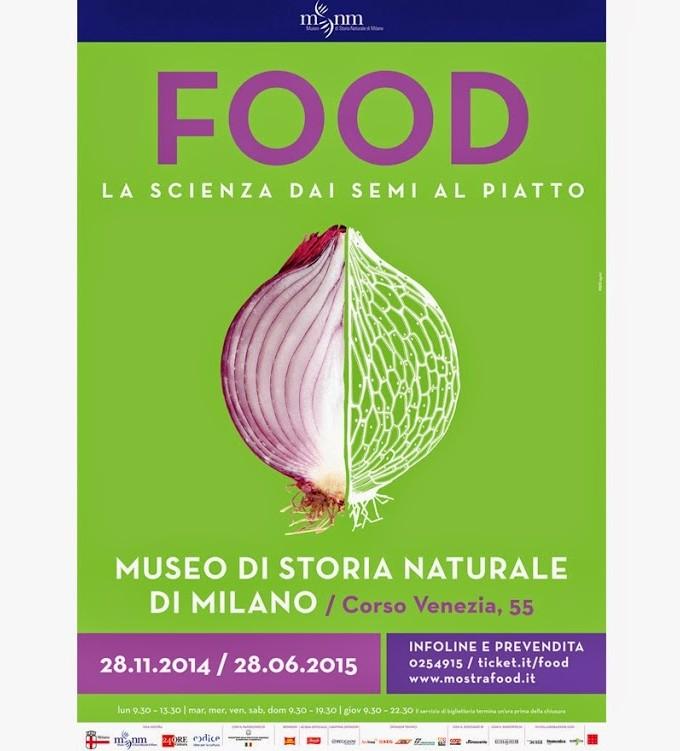 Mostra Food Milano – Dai semi al piatto