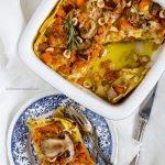 …di lasagne alla zucca