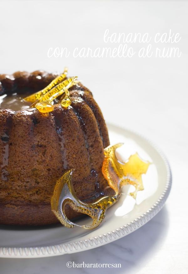 Banana cake – torta alla banana