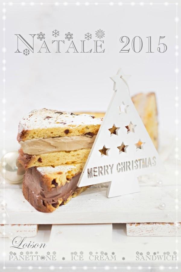 Loison è Natale – Panettone, gelato e biscotti