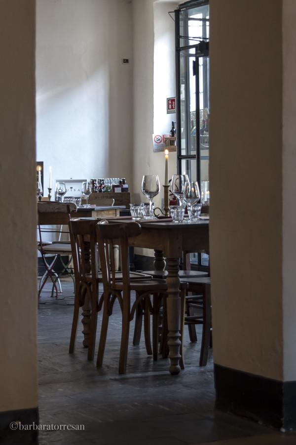 Locanda Chiaravalle – Altra cucina
