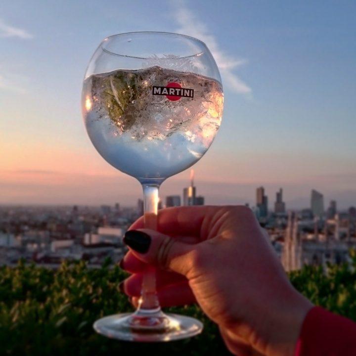 Martini #playwithtime - Terrazza Martini - Milano