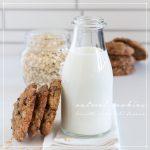 Biscotti con fiocchi d'avena – Oatmeal cookies