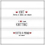Knitting: un maglione che adoro, nella sua semplicità