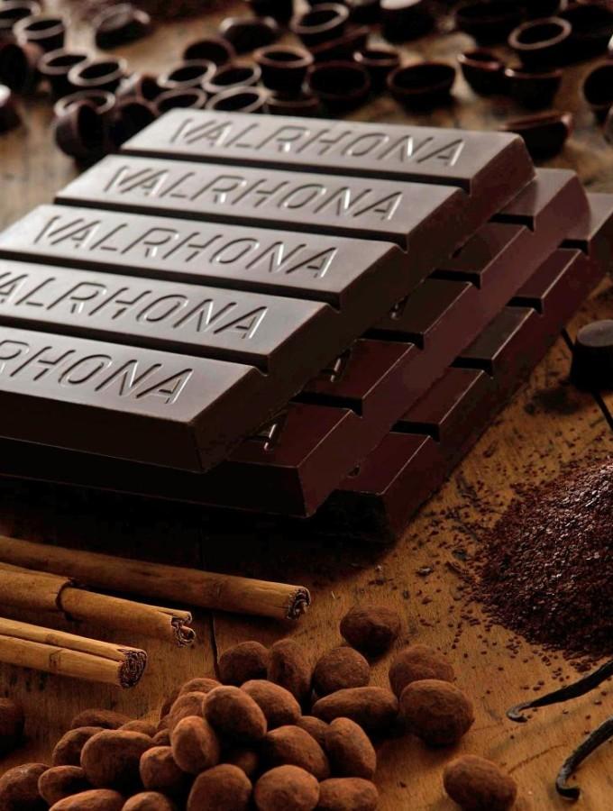 Valrhona, il cioccolato e il nuovo sito
