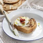 Pane integrale con pomodori secchi (a lunga lievitazione)