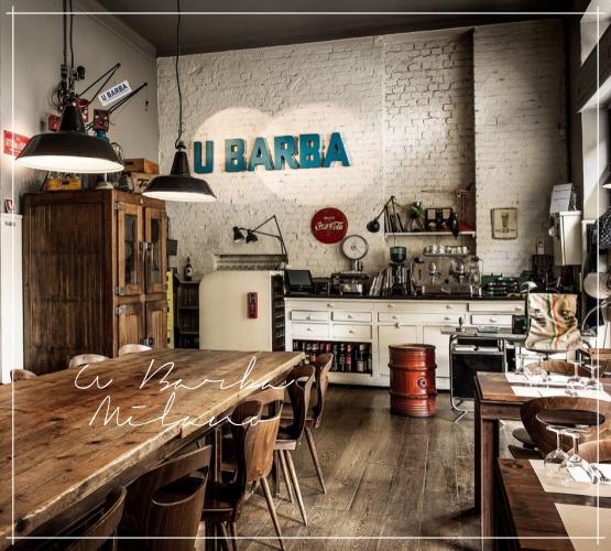 U Barba, osteria – Milano (osteria genovese e bocciofila)