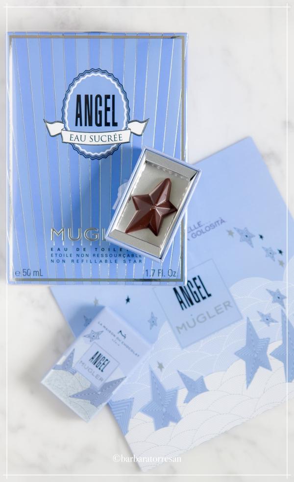 Angel, eau sucrée