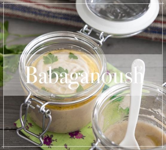 Il Babaganoush (o anche detto: dip di melanzane)