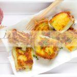 Mozzarella in carrozza – bio – per Natura Sì