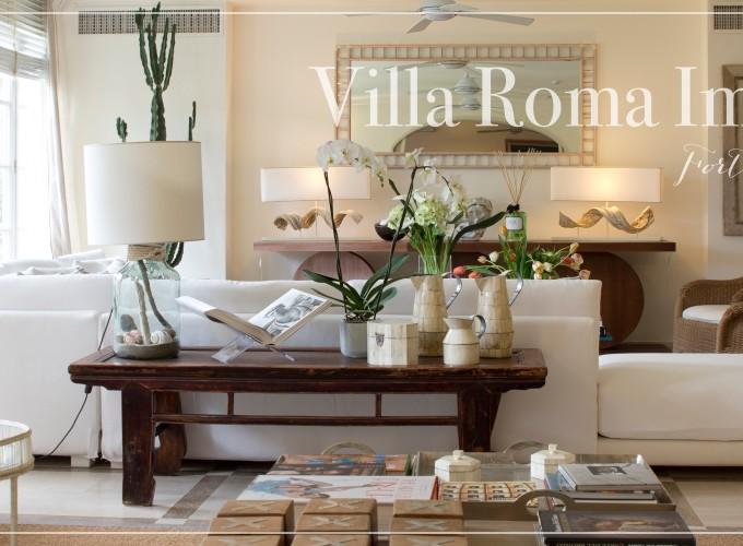 Villa Roma Imperiale – Forte dei Marmi