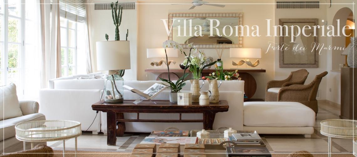 Villa Roma Imperiale - Forte dei Marmi