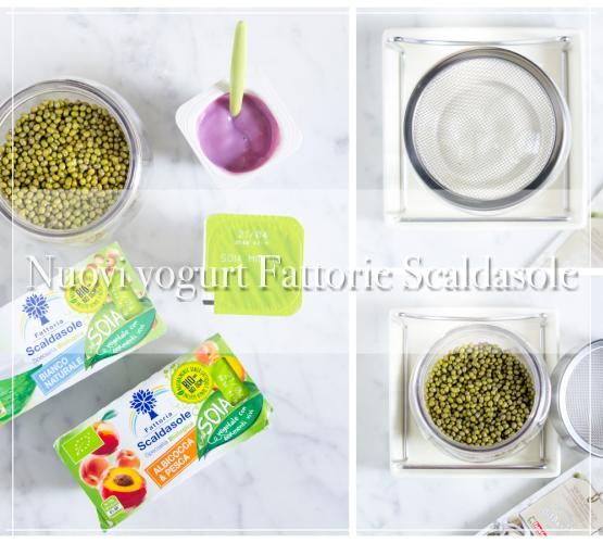Nuovi yogurt di soia – Fattorie Scaldasole