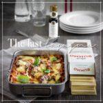 "Nuove lasagne Rummo, per le ""lasagne alle melanzane"""