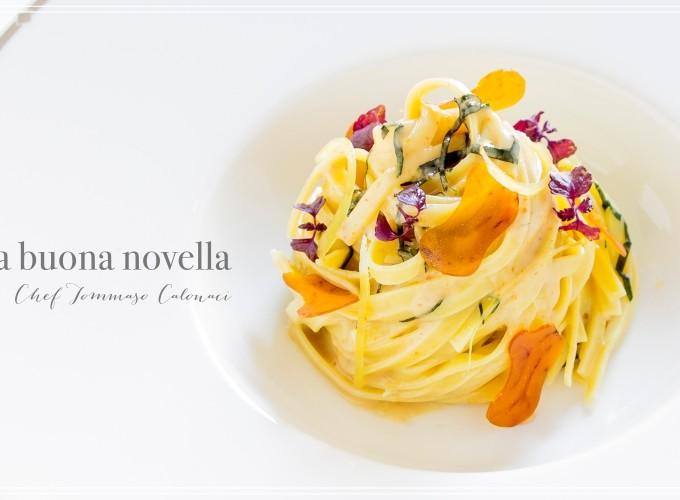 La Buona Novella – Firenze – Chef Tommaso Calonaci
