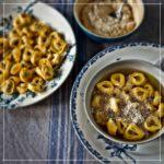 Sorbir d'agnoli – ricetta mantovana – ovvero: agnolini in brodo