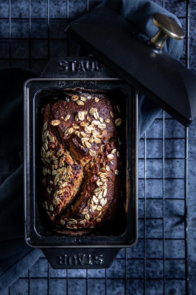 corsi di cucina e fotografia - pane alle castagne